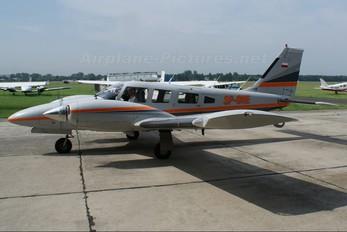 SP-ONE - Private Piper PA-34 Seneca