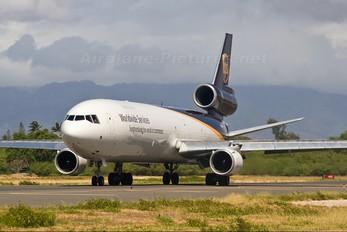 N272UP - UPS - United Parcel Service McDonnell Douglas MD-11F