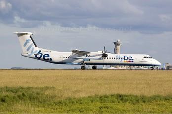 G-JECE - Flybe de Havilland Canada DHC-8-400Q / Bombardier Q400
