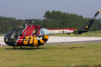 87+92 - Germany - Army Bolkow Bo.105