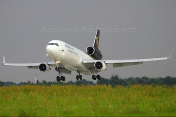 N283-UP - UPS - United Parcel Service McDonnell Douglas MD-11F