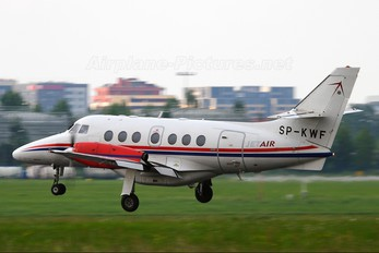 SP-KWF - Jet Air (Poland) Scottish Aviation Jetstream 32