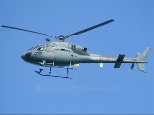 5488 - France - Air Force Aerospatiale AS555 Fennec