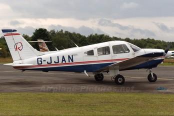 G-JJAN - Redhill Aviation Piper PA-28 Archer