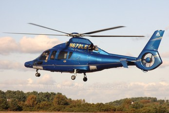 N672LE - Private Eurocopter EC155 Dauphin (all models)