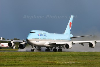 HL7465 - Korean Air Boeing 747-400