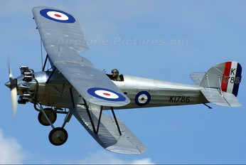 G-AFTA - The Shuttleworth Collection Hawker Tomtit