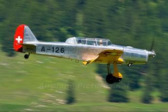 HB-RAZ - Private Pilatus P-2