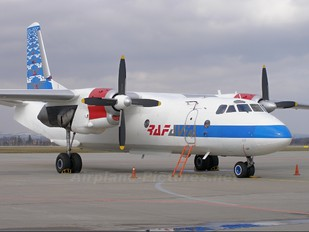 YL-RAC - RAF Avia Antonov An-26 (all models)