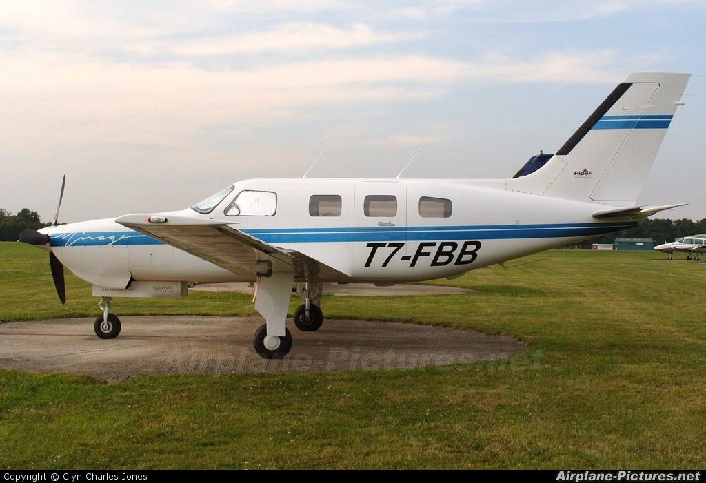 T7 Fbb Private Piper Pa 46 Malibu Mirage Matrix At
