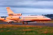 N44EG - Redline Dassault Falcon 900 series aircraft