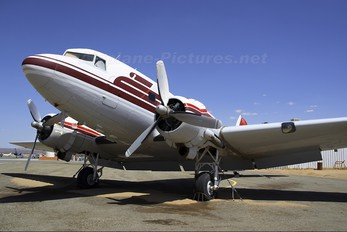 N193DP - Private Douglas DC-3