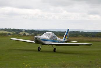 G-CEAM - Private Evektor-Aerotechnik EV-97 Eurostar