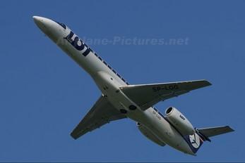 SP-LGG - LOT - Polish Airlines Embraer ERJ-145
