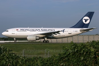 F-OHPT - Mongolian Airlines Airbus A310