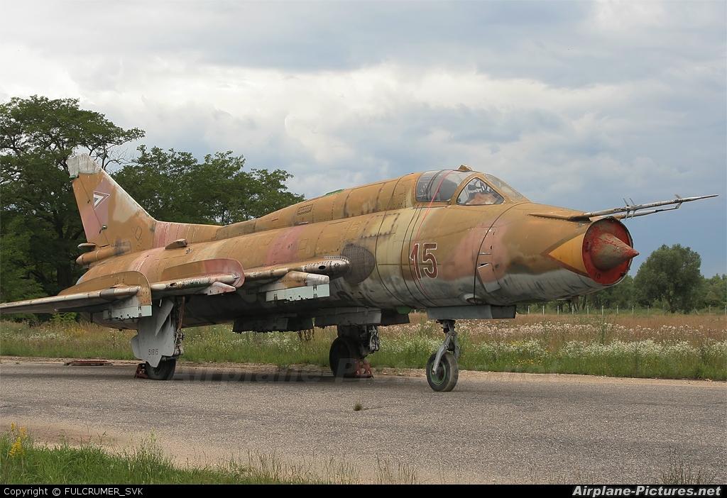Hungary - Air Force 15 aircraft at Papa