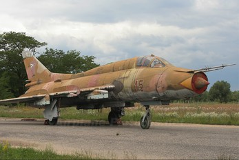 15 - Hungary - Air Force Sukhoi Su-22M-3