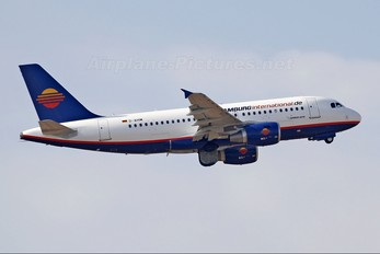 D-AHIM - Hamburg International Airbus A319