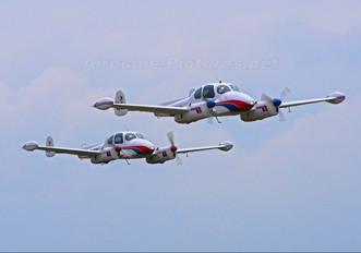 OK-RMA - Aeroklub Czech Republic LET L-200 Morava