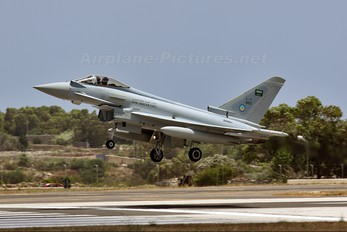 1002 - Saudi Arabia - Air Force Eurofighter Typhoon S