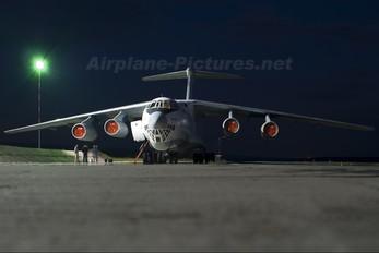 RA-76518 - Aviacon Zitotrans Ilyushin Il-76 (all models)