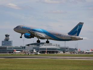 EC-ICR - Clickair Airbus A320