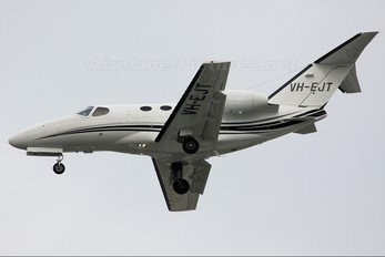 VH-EJT - Private Cessna 510 Citation Mustang