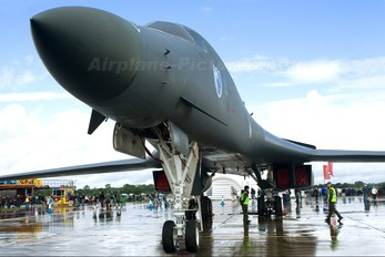 86-0140 - USA - Air Force Rockwell B-1B Lancer