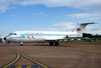 553 - Oman - Air Force BAC 111