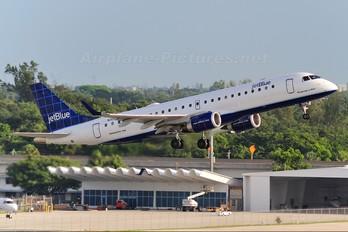 N309JB - JetBlue Airways Embraer ERJ-190 (190-100)