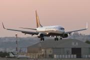 EI-EBY - Ryanair Boeing 737-800 aircraft
