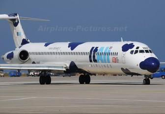 I-DAWZ - Itali Airlines McDonnell Douglas MD-82