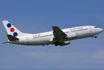 YU-ANW - JAT Airways Boeing 737-300