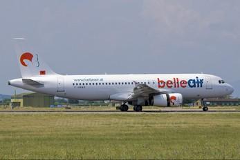 F-ORAD - BelleAir Airbus A320
