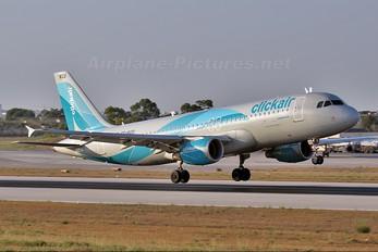 EC-KCU - Clickair Airbus A320
