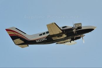 N425RC - Unknown Cessna 402B Utililiner