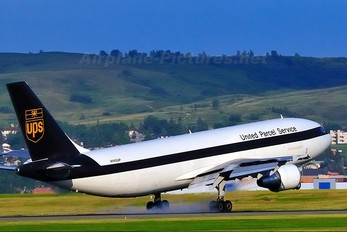N145UP - UPS - United Parcel Service Airbus A300