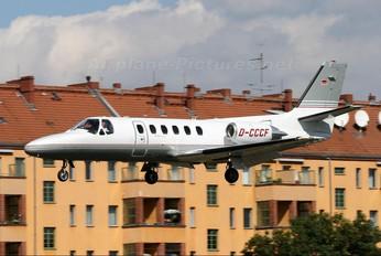 D-CCCF - Private Cessna 550 Citation II
