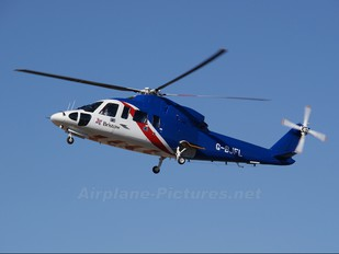 G-BJFL - Bristow Helicopters Sikorsky S-76