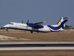 9H-AFD - Athens Airways de Havilland Canada DHC-8-300Q Dash 8