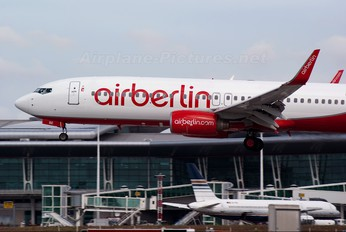 D-ABBE - Air Berlin Boeing 737-800