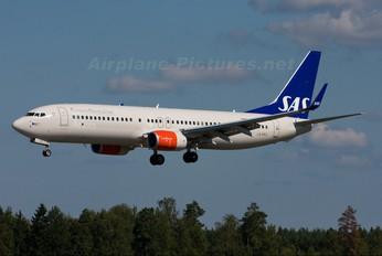 LN-RRJ - SAS - Scandinavian Airlines Boeing 737-800