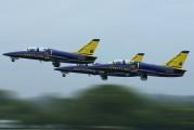 ES-TLC - Breitling Jet Team Aero L-39C Albatros aircraft