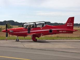 HB-HZC - Pilatus Pilatus PC-21