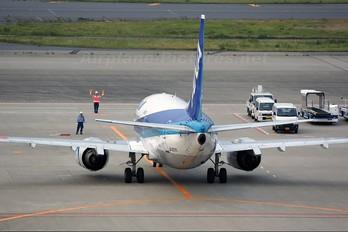 JA307K - ANA - Air Next Boeing 737-500