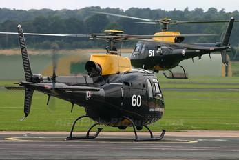ZJ260 - Royal Air Force Aerospatiale AS350 Squirrel HT.1 & 2