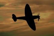 G-ASJV - Merlin Aviation Supermarine Spitfire Mk.IXb aircraft