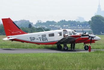 SP-TBR - Private Piper PA-34 Seneca