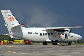 UR-LAA - Aviaexpress LET L-410UVP Turbolet