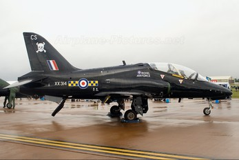 XX314 - Royal Air Force British Aerospace Hawk T.1W